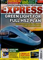 Rail Express Magazine Issue MAR 20