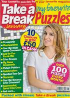 Tab My Favourite Puzzles Magazine Issue JAN 20