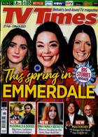 Tv Times England Magazine Issue 22/02/2020