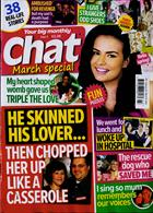 Chat Monthly Magazine Issue MAR 20