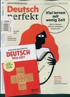 Deutsch Perfekt Magazine Issue JAN 20
