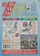 British Homing World Magazine Issue NO 7512
