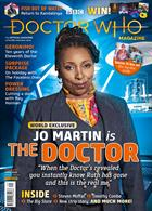Doctor Who Magazine Issue NO 549