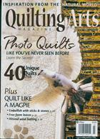 Quilting Arts Magazine Issue FEB-MAR