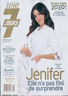 Tele 7 Jours Magazine Issue NO 3109