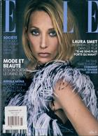 Elle French Weekly Magazine Issue NO 3861