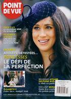 Point De Vue Magazine Issue NO 3727
