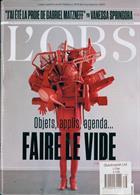 L Obs Magazine Issue NO 2878