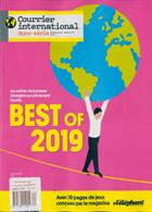 Courrier International Hs Magazine Issue 74H