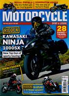 Motorcycle Sport & Leisure Magazine Issue APR 20
