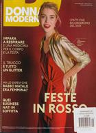 Donna Moderna Magazine Issue NO 1