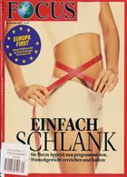 Focus (German) Magazine Issue NO 1