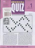 Domenica Quiz Magazine Issue NO 1