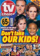 Tv Choice England Magazine Issue NO 2