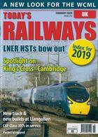 Todays Railways Uk Magazine Issue FEB 20