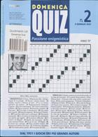 Domenica Quiz Magazine Issue NO 2