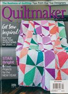 Quiltmaker Magazine Issue JAN-FEB
