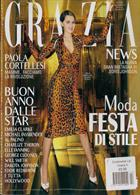 Grazia Italian Wkly Magazine Issue NO 1/2