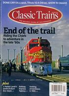 Classic Trains Magazine Issue END TRAIL