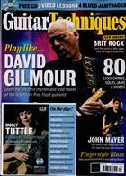 Guitar Techniques Magazine Issue SPRING