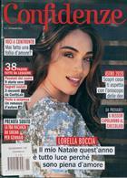 Confidenze Magazine Issue NO 1