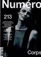Numero Magazine Issue NO 213