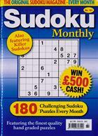 Sudoku Monthly Magazine Issue NO 181