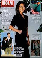 Hola Magazine Issue NO 3943