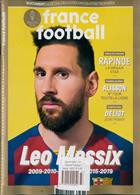 France Football Magazine Issue 3837