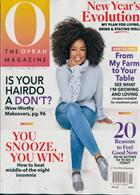 O Oprah Magazine Issue JAN 20