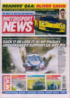 Motorsport News Magazine Issue 08/01/2020