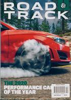 Road & Track (Usa)  Magazine Issue DEC-JAN
