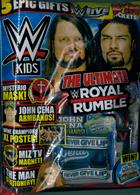 Wwe Kids Magazine Issue NO 156