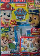 Paw Patrol Magazine Issue NO 63