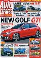 Auto Express Magazine Issue 08/01/2020