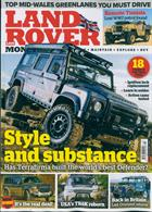 Land Rover Monthly Magazine Issue FEB 20