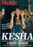 Music Week Magazine Issue 14/01/2020