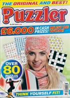 Puzzler Magazine Issue NO 595