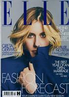 Elle Travel Edition Magazine Issue FEB 20