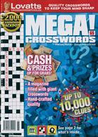 Lovatts Mega Crosswords Magazine Issue NO 65