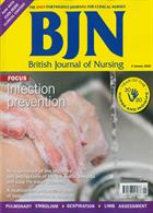 British Journal Of Nursing Magazine Issue VOL29/1