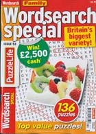 Family Wordsearch Special Magazine Issue NO 53