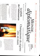 Le Monde Diplomatique Magazine Issue NO 789