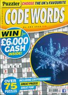 Puzzler Codewords Magazine Issue NO 283