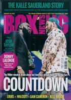 Boxing News Magazine Issue 09/01/2020