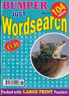 Bumper Just Wordsearch Magazine Issue NO 218