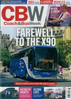 Coach And Bus Week Magazine Issue NO 1426
