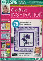 Crafters Inspiration Magazine Issue NO 25