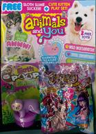 Animals And You Magazine Issue NO 258