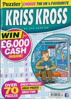 Puzzler Kriss Kross Magazine Issue NO 230